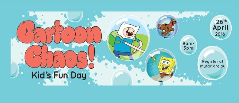 Cartoon Chaos Kids Fun Day