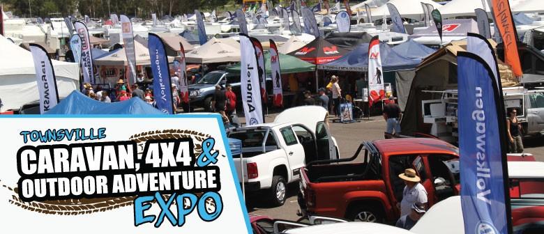 2016 Townsville Caravan, 4 By 4 & Outdoor Adventure Expo