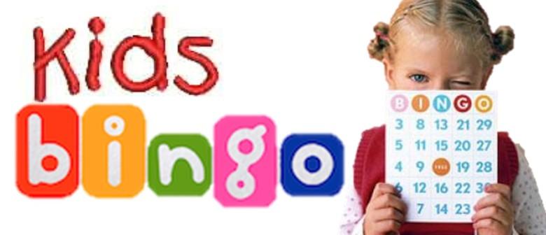 kids bingo laurieton eventfinda