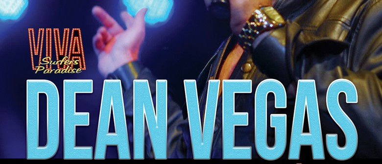 Dean Vegas Tribute to Elvis Show