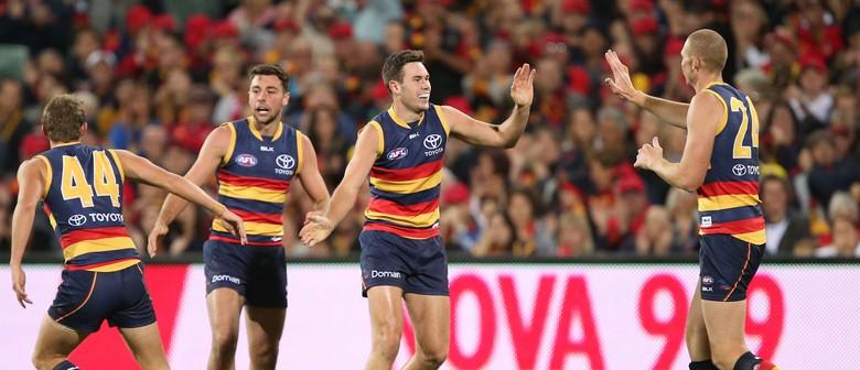 Adelaide Crows Versus Collingwood