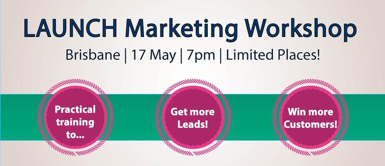 Launch Marketing Workshop