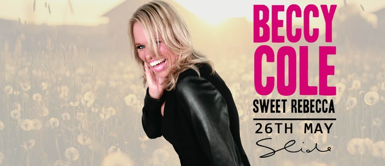 Beccy Cole: Sweet Rebecca Tour Ft Libby Donovan