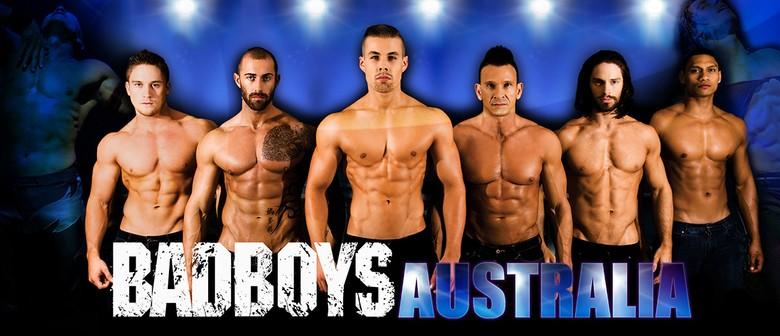 Bad Boys Australia - Ladies Night