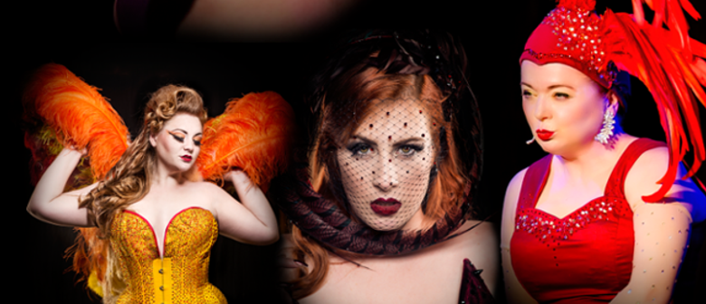 Australian Burlesque Festival - The Big Tease