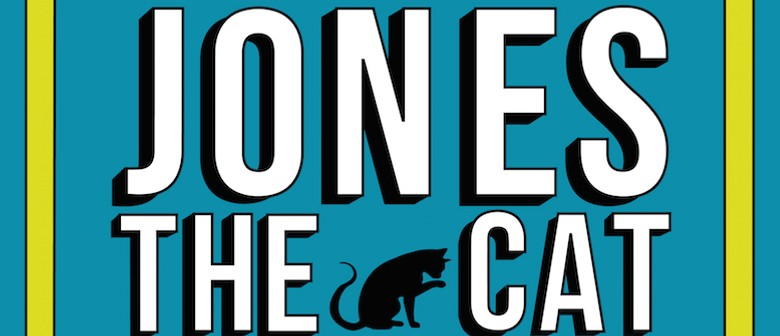 Jones the Cat - Paste On Smile Tour