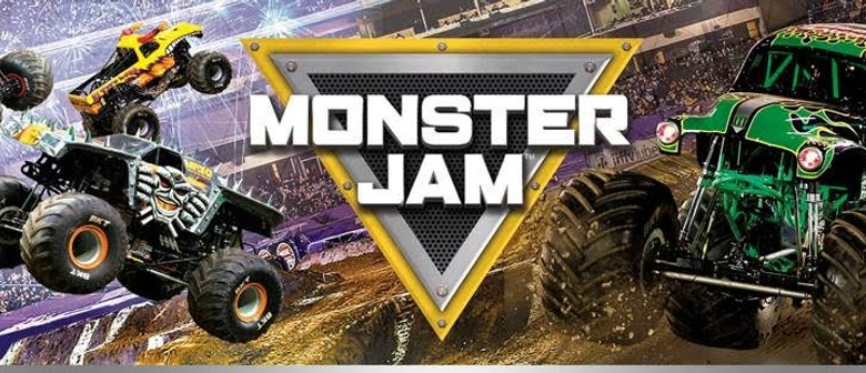 Monster Jam - Expect The Unexpected Tour: SOLD OUT