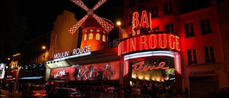 Burlesque Showboat - Moulin Rouge Burlesque Cruise
