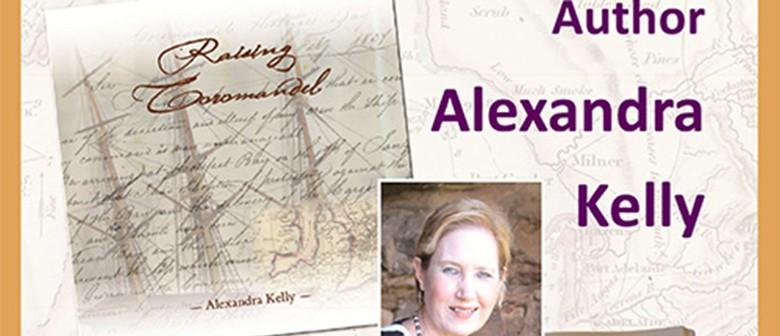 Meet Author Alexandra Kelly
