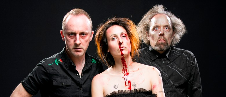 Australian Horror Story - Karlis Zaid, Mark Jones & Aurora K