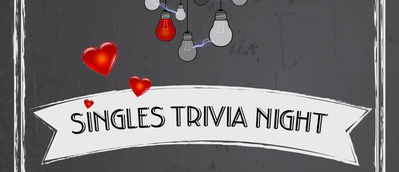 Singles Trivia Night - Age 28-44