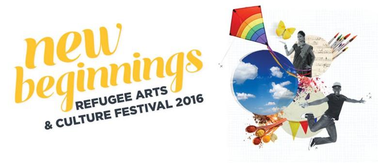 New Beginnings Art Exhibition
