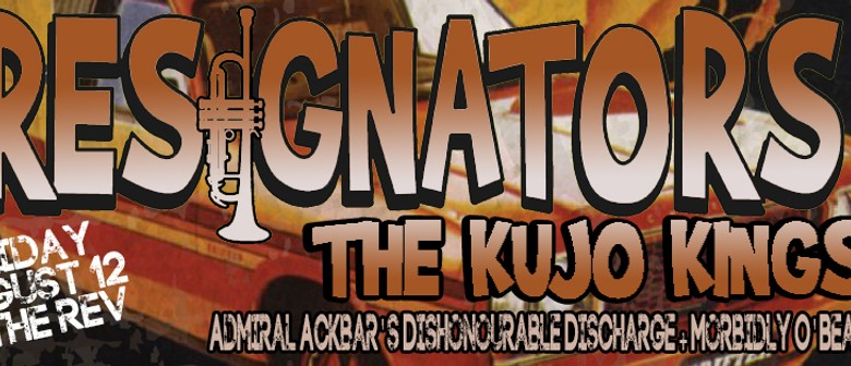 The Resignators & Kujo Kings Unite