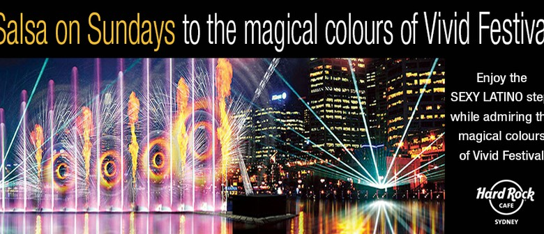 Salsa Party and The Colours of Vivid Festival