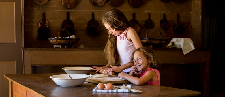 Kids In the Kitchen - Damper and Butter