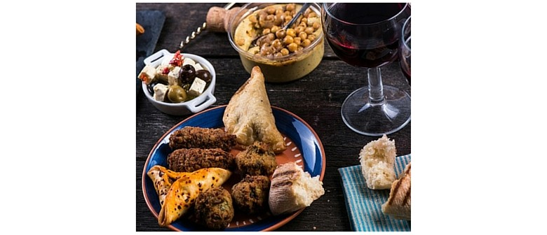 Moroccan Nights Wine Feast