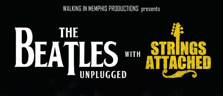 The Beatles Unplugged With Strings Attached