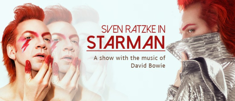 Starman - A Show with the Music of David Bowie