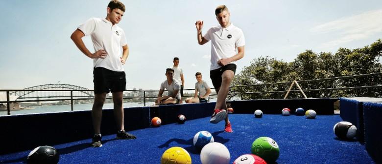 Snooker Feet