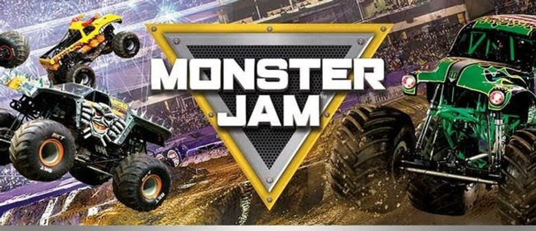 Monster Jam - Expect The Unexpected Tour