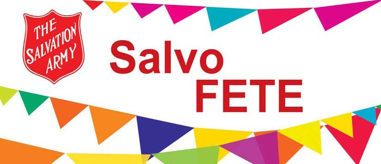 Salvation Army 2016 Fete