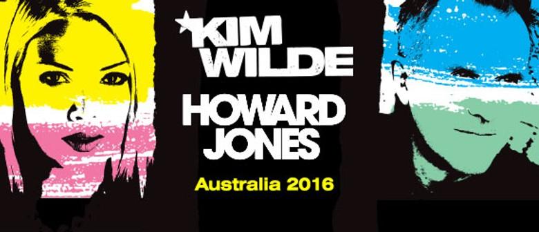 Kim Wilde & Howard Jones