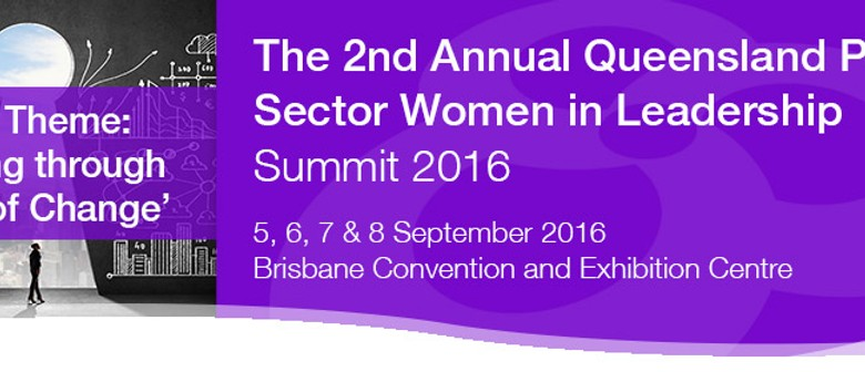 2nd Annual Queensland Public Sector Women In Leadership