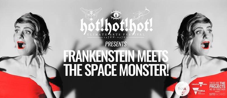 Frankenstein Meets the Space Monster - Hot!hot!hot! Festival