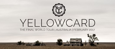 Yellowcard - Final World Tour
