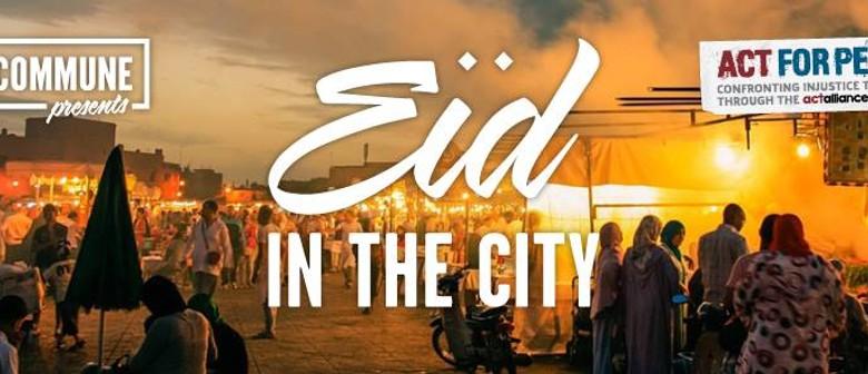 Eid - Middle Eastern Night Markets