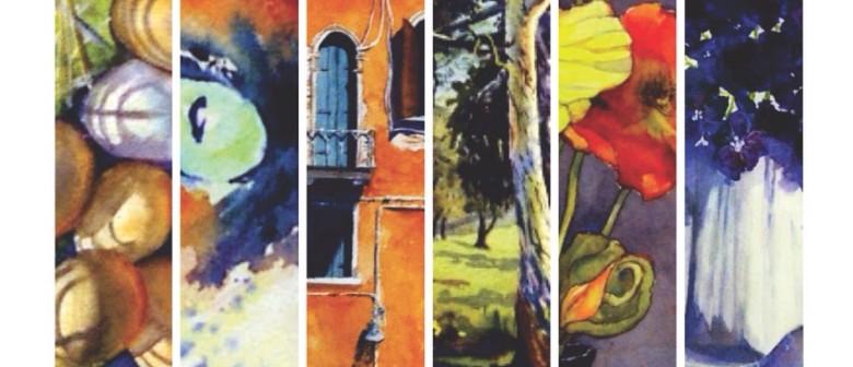 Watercolours - Annual Exhibition