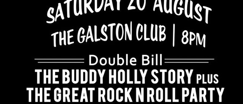 The Buddy Holly Story With the Great Rock N Roll Party