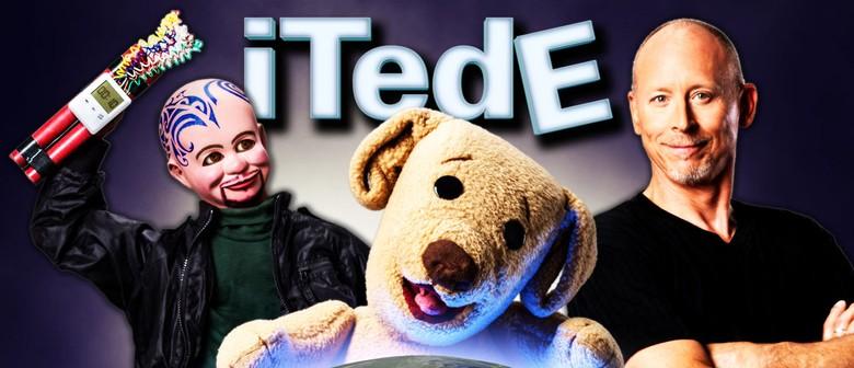 Strassman's Hilarious Brand-New Show - iTedE