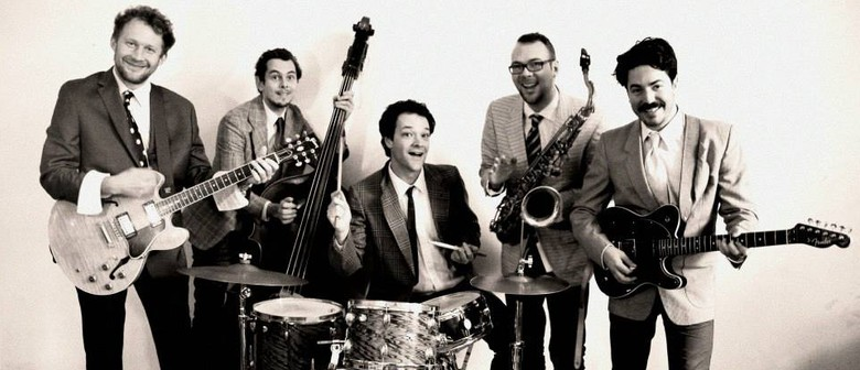 Dick Smithers and the Doo-Wops - 50s & 60s Rock N Roll