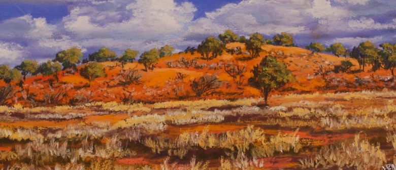Lyn Barnes Exhibition - Sixty Little Pictures