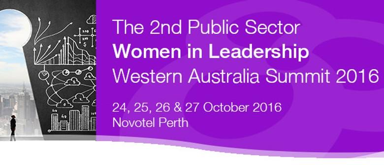 The 2nd Public Sector Women In Leadership Western Australia