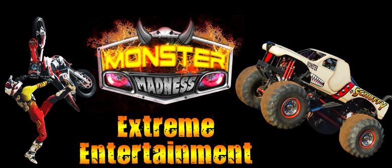 Monster Madness - Monster Trucks & Freestyle Motocross Show