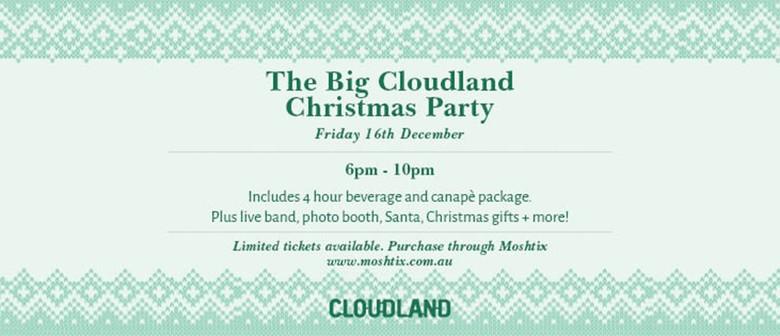 The Big Cloudland Christmas Party