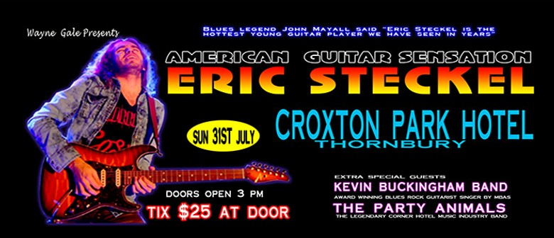 Eric Steckel - Guitar Sensation
