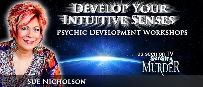 Psychic Medium Sue Nicholson Psychic Development Wshop Lev 1