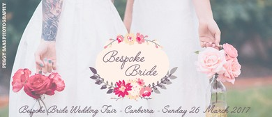Bespoke Bride Canberra Wedding Fair
