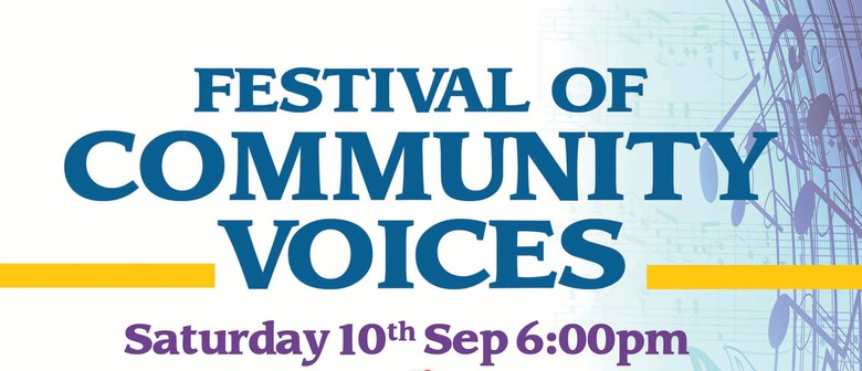 Festival of Community Voices