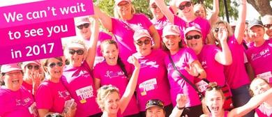 RACQ International Women's Day Fun Run 2017