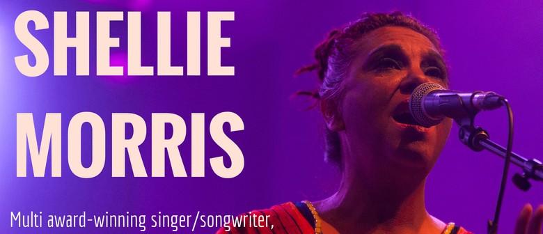 Shellie Morris