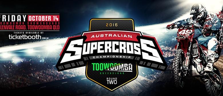 Australian Supercross Championship Round 2