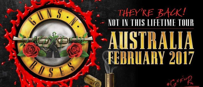 Guns N' Roses – Not In This Lifetime Tour