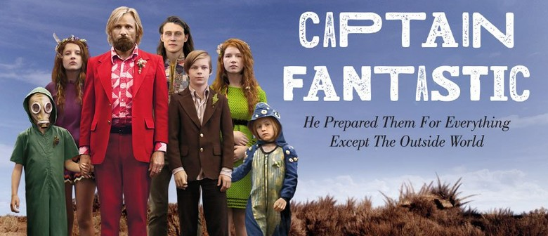 Father's Day Movie Club Preview Captain Fantastic
