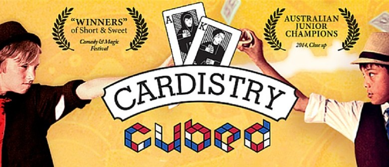 Cardistry Cubed - Magic Show