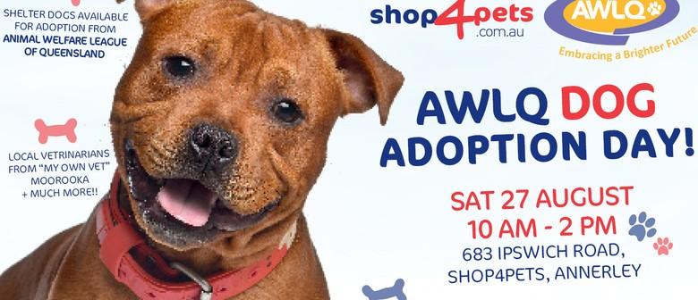 AWLQLD Dog Adoption Day