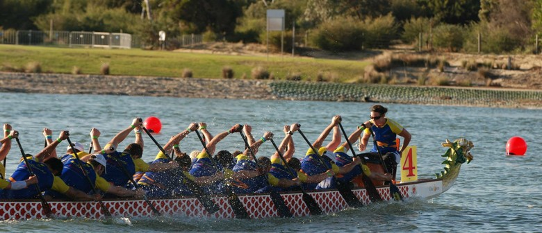 Melbourne Flames Dragon Boat Club Come and Try
